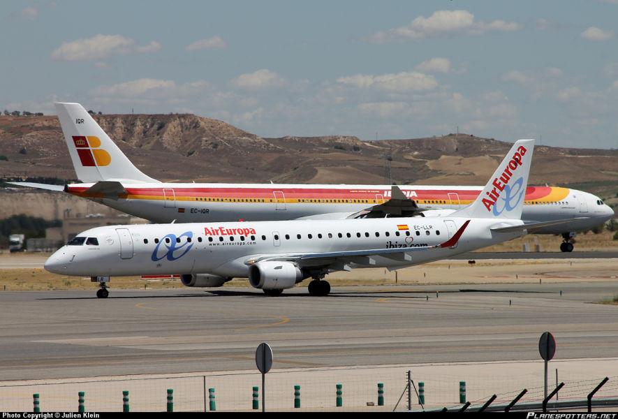Air Europ Iberia