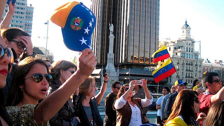 Estudiantes Venezlanos 345