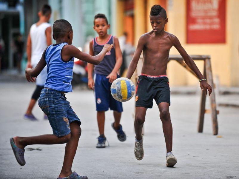 Futbol en la habana 1