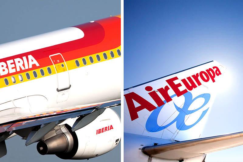 Iberia-Vs-Air-Europa