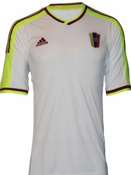 La Vinotinto, nueva camiseta 1