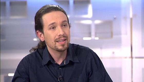 Pablo Iglesias en Telecinco 31