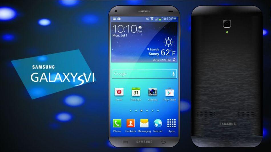 Samsumg Galaxys S6