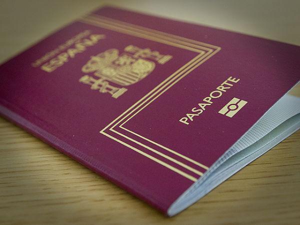 pasaporte espau00F1ol