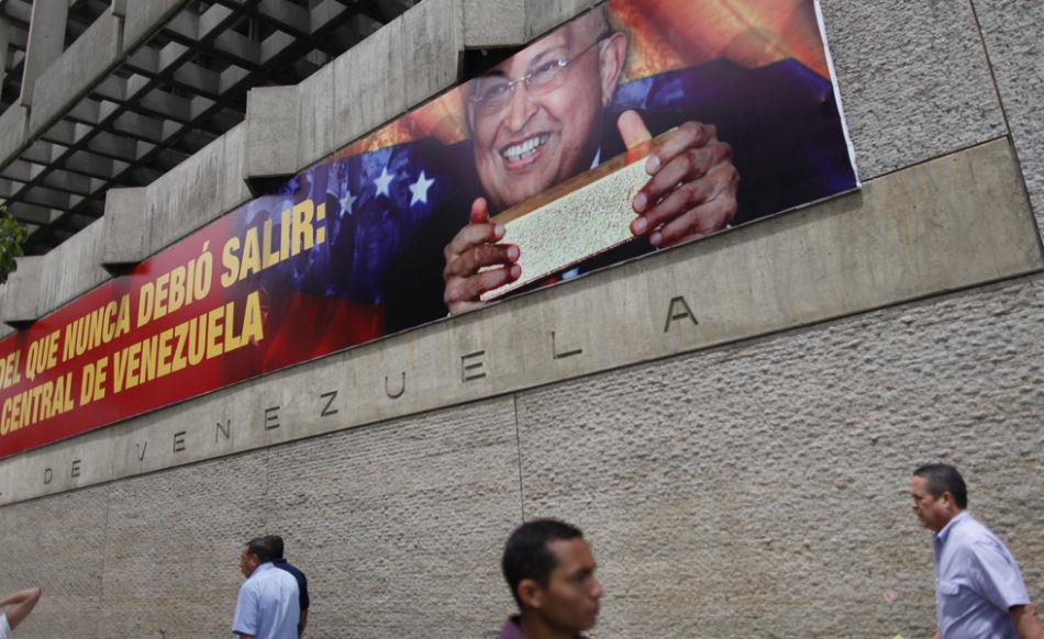 Banco Central de Venezuela POdemos