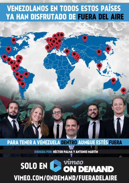 Fuera del Aire Documental Luis Chataing