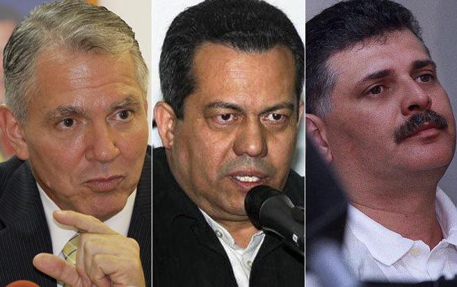 Jerarcas del chavismo 2