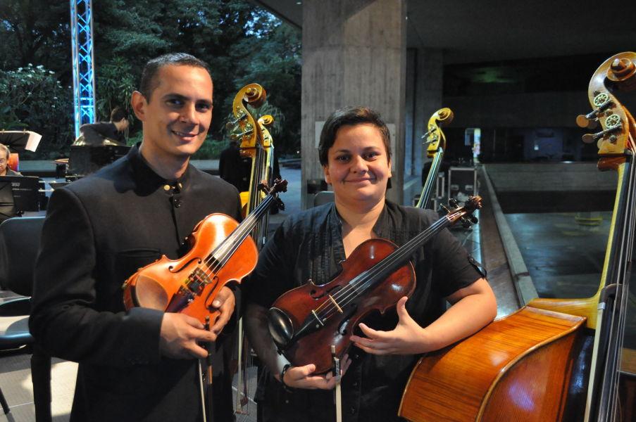 Orquesta Sinfonica de Venezuela 1