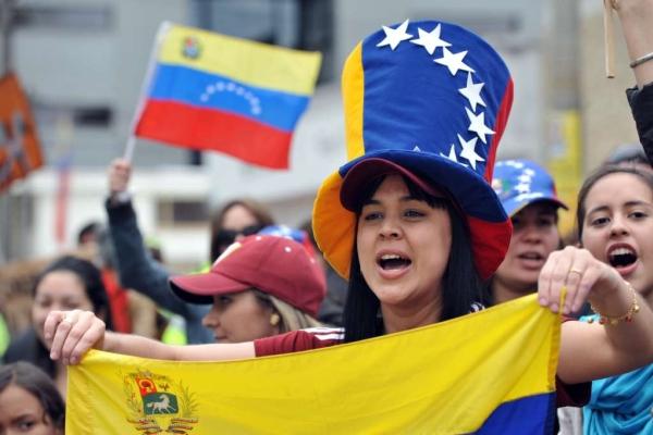 Venezolanos en Colombia 3