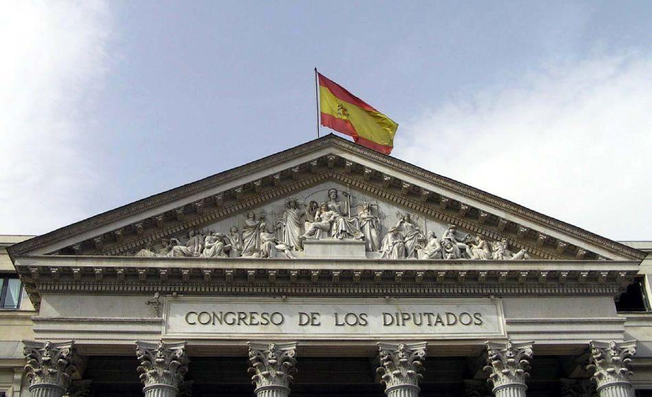 Congreso de los diputados 1