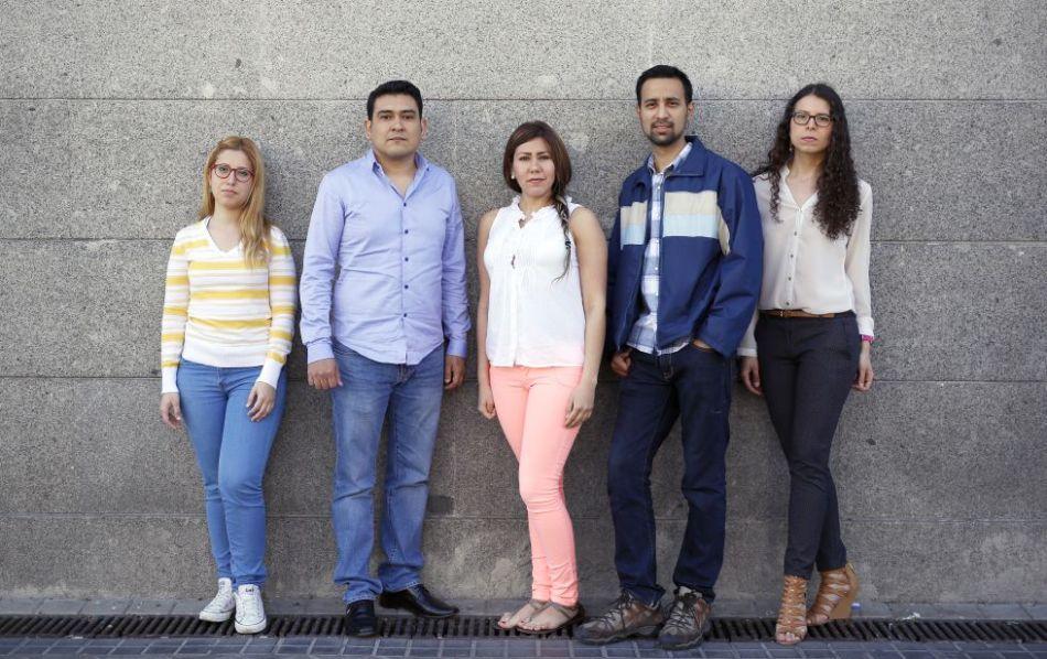 Estudiantes Venezolanos a la deriva 2