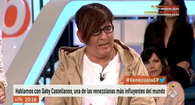 Gaby Castellanos 1