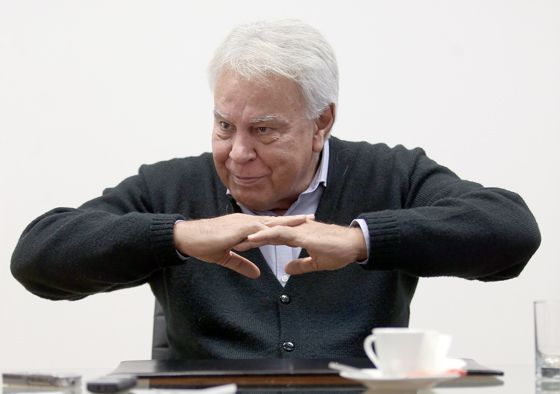 El expresidente del Gobierno Felipe González ha afirmado este martes que viajará a Caracas para defender a los líderes opositores venezolanos