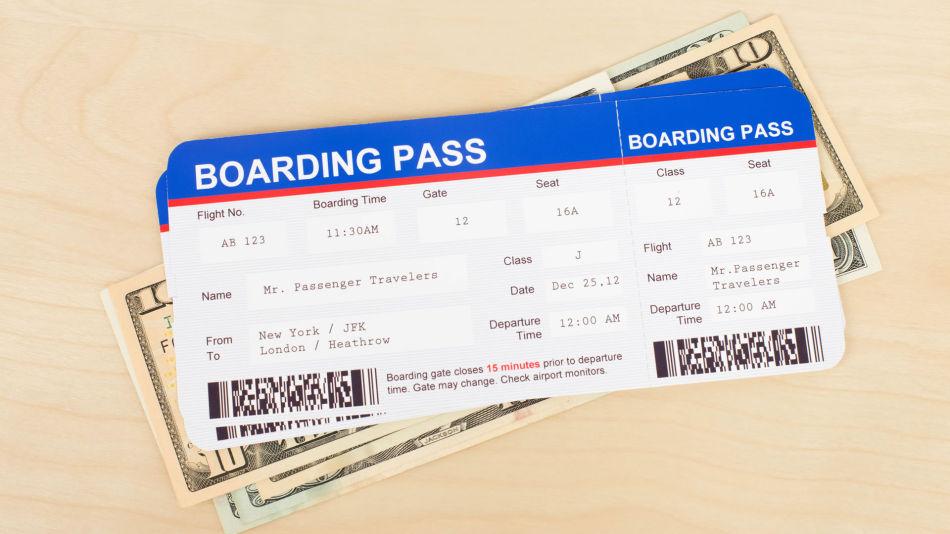 presentar el Boarding Pass para trámites de cupos