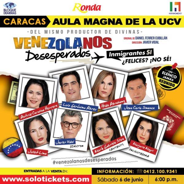 Venezolanos Desesperados 33