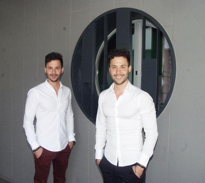 ALEX_Y_EDDY gemelos venezolanos