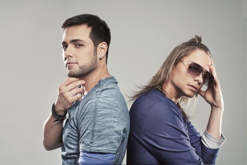 Kent y Tony sienten que tienen una gran responsabilidad: ser los máximos representantes del reguetón en Venezuela.