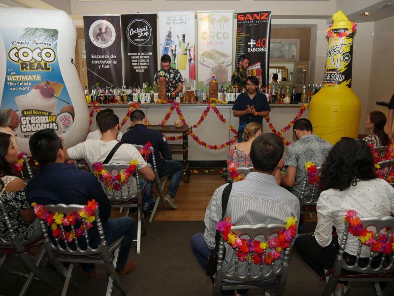 """La calidad del ron se ha visto reflejada durante cuatro días en el """"IV Congreso Internacional del Ron, Madrid 2015""""."""