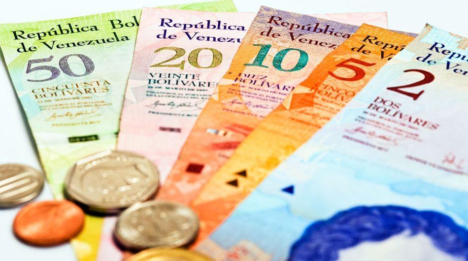 La economía de Venezuela está haciendo implosión. Su moneda, el bolívar, literalmente, vale menos que un centavo de dólar.
