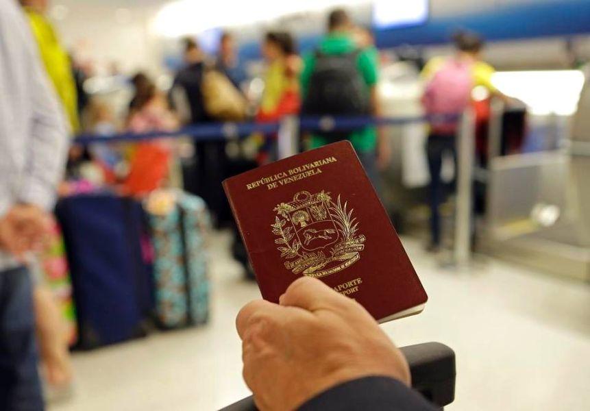 Emigracion Venezolana  1