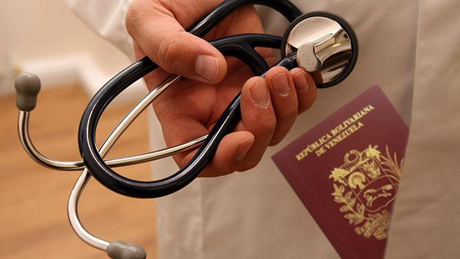 Medicos Venezolanos