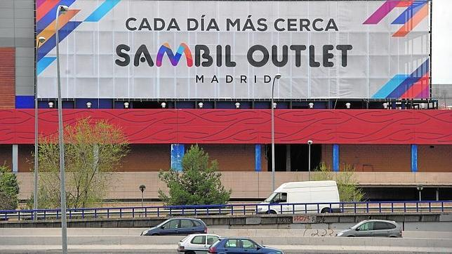 Sambil Outlet Madrid 2