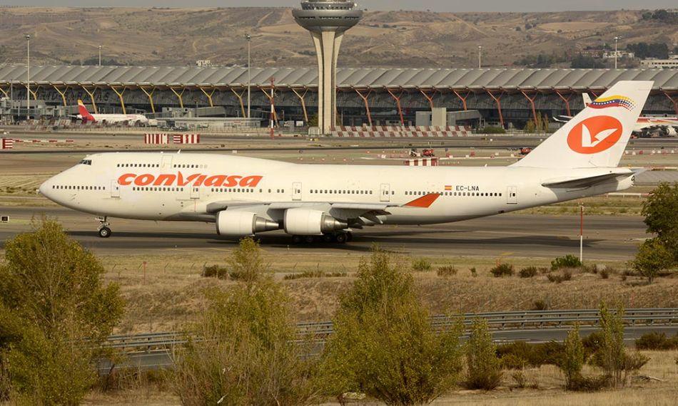 Conviasa 747 2