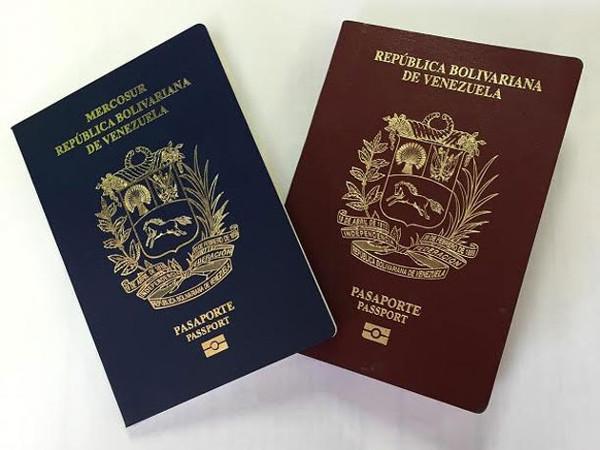 Listado pasaportes biométricos consulado de venezuela en barcelona width=