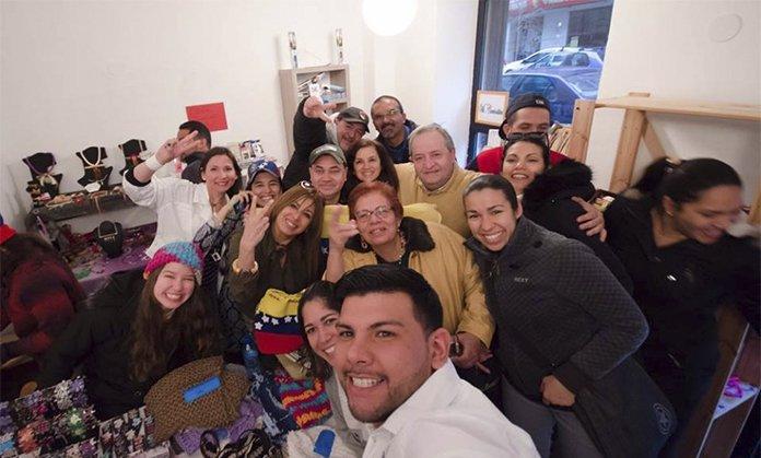 1303grupo-de-venezolanos-en-madrid