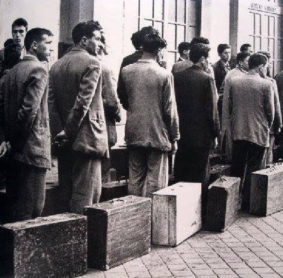 Inmigrantes 1953