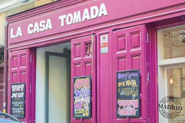 Restaurante La Casa Tomada