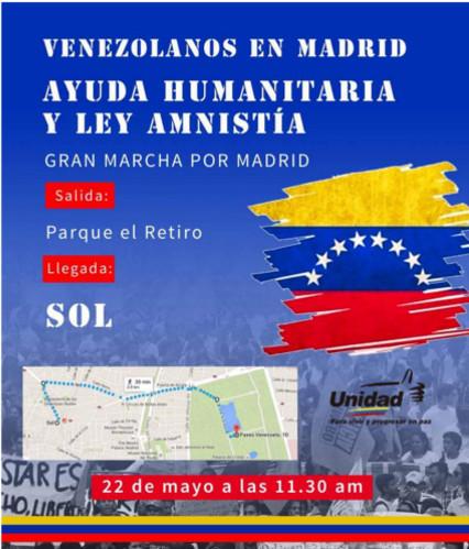 marcha-venezolanos-en-madrid