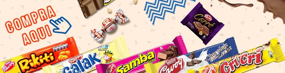 Banner Chocolates Savoy